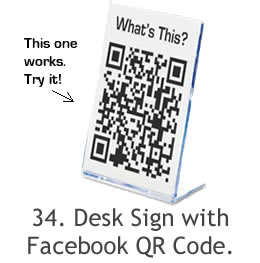 facebook-page-insurance-agency-qr-code