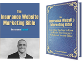 insurance website marketing bible