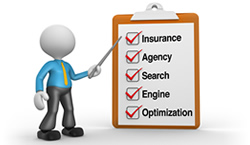 insurance agency seo training